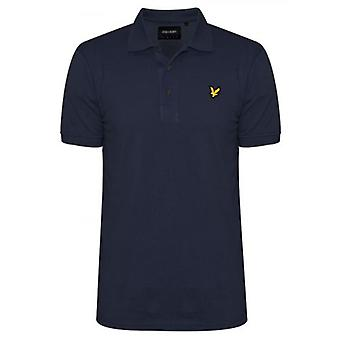 Lyle & Scott Navy Polo Shirt