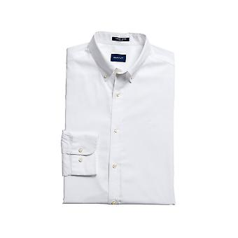 Gant Men's Pinpoint Oxford Shirt Regular Fit