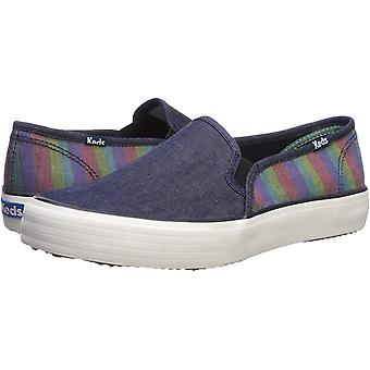 Keds Women's Shoes Double Decker Closed Toe Loafers