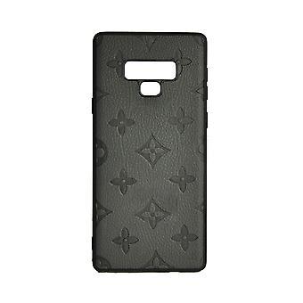 Telefonveske støtsikkert deksel Monogram GG For Samsung Note 9 (grå)