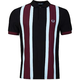 Fred Perry Authentics Vertial Stripe Polo