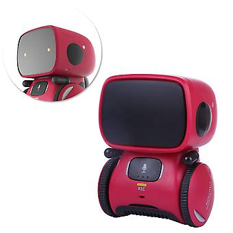 Children-voice Recognition Robot-intelligent Interactive Early-education-robot With Acoustic Singing Touch-sensitive Voice-loop