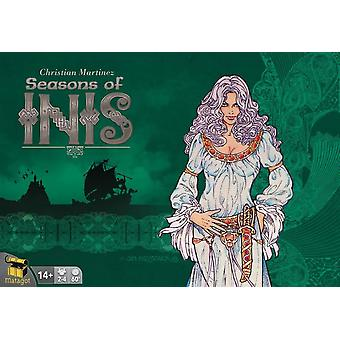 Inis: Seasons of Inis Board Game