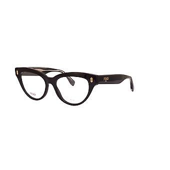 Fendi FF0443 807 Black Glasses