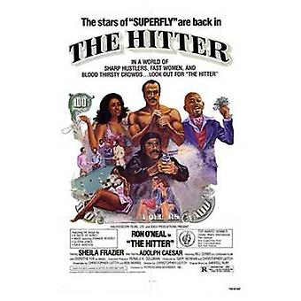 The Hitter Movie Poster (11 x 17)