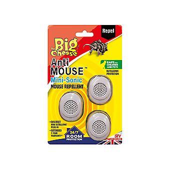 STV Anti Mouse Sonic Repellent x 3 STV828
