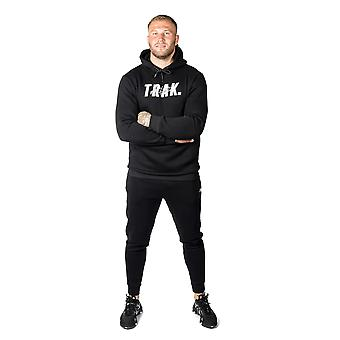 Trak Athletic Logo Hoodie | Black