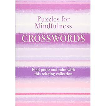 Puzzles for Mindfulness Crosswords: Find peace and calm with this relaxing collection (Puzzles for Mindfulness 189x134)