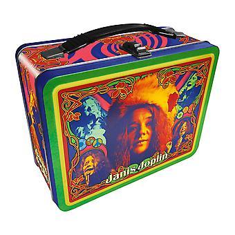 Janis joplin tin fun box