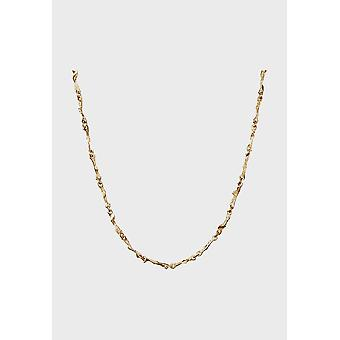 Kalevala Collier Women's Rannio 14K Gold 135105045 - Length 450 mm