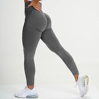 Push Up Seamless Leggings - Women Workout Gym High Waist Fitness Pants
