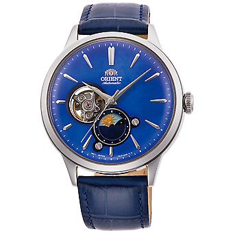 Orient Classic Watch RA-AS0103A10B - Leather Gents Automatic Analogue