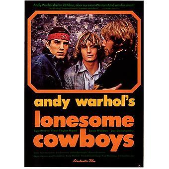 Lonesome Cowboys Movie Poster Print (27 x 40)