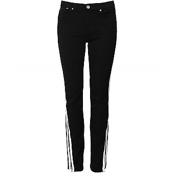 Rag and Bone Cate Mid Rise Flared Jeans