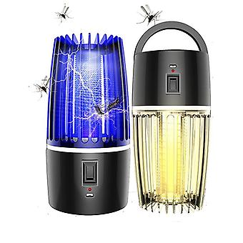 Rechargeable Electric Mosquito Killer Trap Bug Zapper Insect Killer Led Lamp