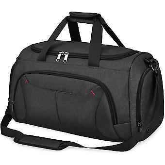 NUBILY Sports Gym Bag Duffel Bags with Shoes Compartment