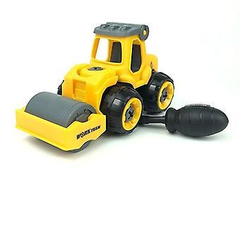 Disassembly Engineering Car, Excavator/ Bulldozer