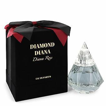 Diamond Diana Ross by Diana Ross Eau De Parfum Spray 3.4 oz / 100 ml (Women)