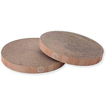 NECOICHI Λεπτό πιάτο καβουριού με αντικαταστάσιμα επιθέματα (2 συσκευασίες)