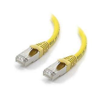 Alogic 150Cm keltainen 10G suojattu Cat6A Lszh -verkkokaapeli