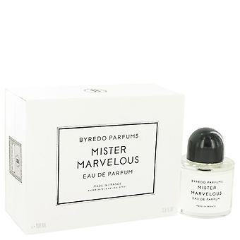 Byredo Mister Marvelous Eau De Parfum Spray By Byredo 3.4 oz Eau De Parfum Spray