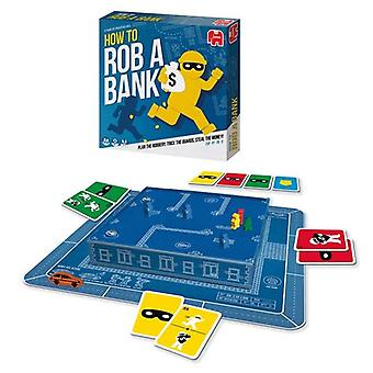 Board game how to rob a bank diset (es-pt-fr-it)