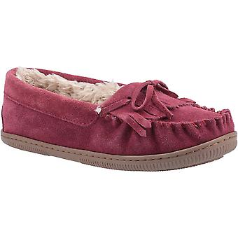 Hush puppies women's addy slip op slipper diverse kleuren 29194
