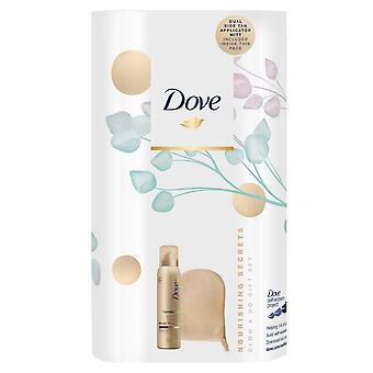 Dove Nourishing Secrets Glow & Go Gradual Self Tan Set para mujer, 2pk