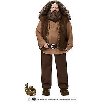 Harry potter hagrid dukke