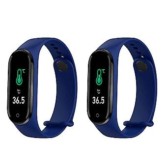 M4 Pro Body Bracelet Smartband Watch Heart Rate Monitor Fitness Blood Pressure