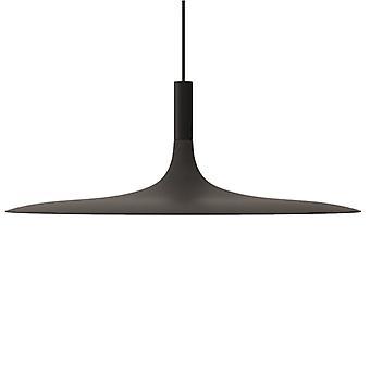 Seabird 3 Light Nickel Pendant - Rectangle Canopy