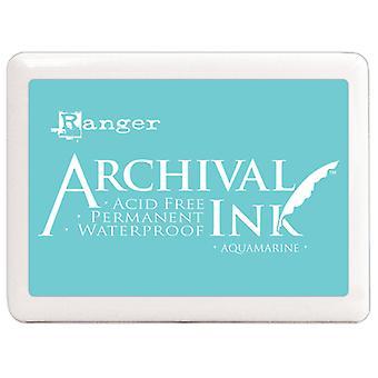 Arkivfärg pad - Jumbo - Aquamarine - Nr.3