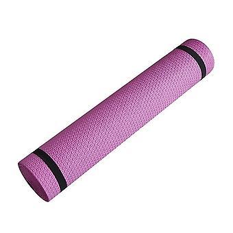 Liukumisenesto fitnessvaahto, joogamatto liikuntaan & pilates voimistelumatto