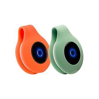 Electrostimulator iWatMotion Reflyx Zen Silicone Green Orange (2 uds)