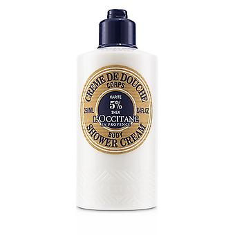 L'Occitane Shea 5% krops bruser creme 250ml/8.4 oz