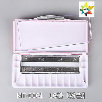 Mijello Watercolor Palett  ,watercolor Moisturizing Pigment Box