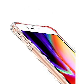 H-grund telefonfall för Samsung Galaxy A40 TPU silikonväska i Transparent