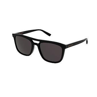 Saint Laurent SL 455 001 Black/Grey Sunglasses