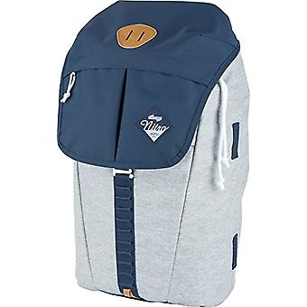 Nitro Snowboards 2018 Casual Backpack, 46 cm, 28 liters, Blue (Morning Mist)
