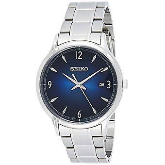 Seiko Analogueic Watch Quartz Man with Stainless Steel Strap SGEH89P1