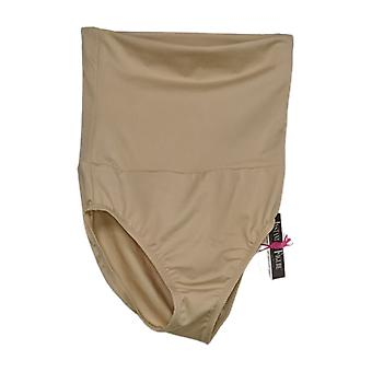 InstantFigure Shaper Hi-Waist Double Control Slimming Panty Beige A339366