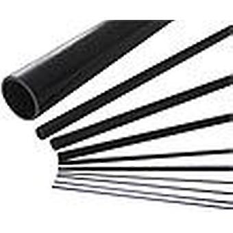 6.0x4.0x1000 de tubo (redondo) de fibra de carbono