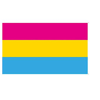 Rainbow flag gay les pride peace lgbt asexualism banner 3x6 ft ch14
