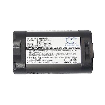 Cameron Sino Dt900Bl Battery Replacement For Casio Barcode Scanner