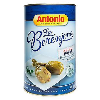Auberginer från Almagro Conservas Manchegas Antonio (850 ml)