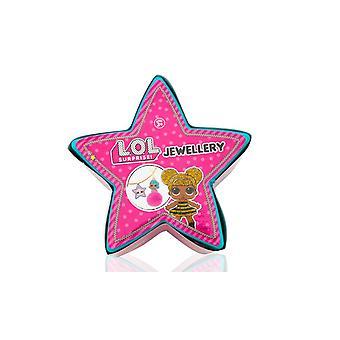 L.O.L. Surprise Star Capsule 6 Surtido joyería y maquillaje, 10cm Joyería