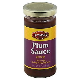Prugna salsa dynasty, caso di 6 x 7 oz