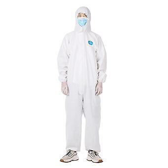 Coverall wegwerp isolatie pak voorkomen invasie voor personeel beschermende kleding stofdicht
