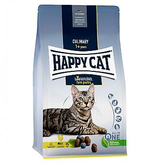 Happy Cat Culinary Poultry (Cats , Cat Food , Dry Food)