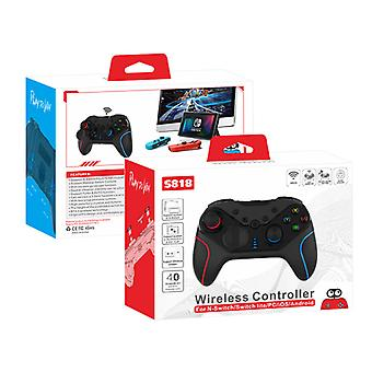Switch Pro Gamepad Wakes Up Headphones Ns Accessories Pc Computer Steam Android Apple Mfi